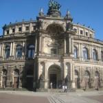 Достопримечательности Дрездена (Германия)