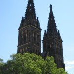 Необычный ракурс (Прага)