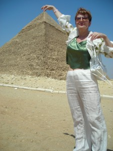 Я в Египте