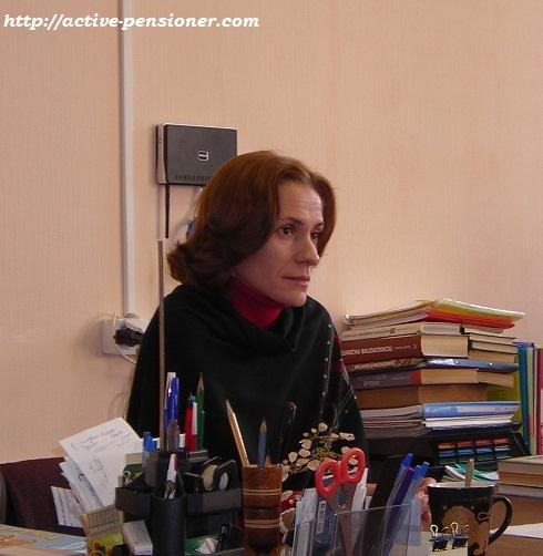 Домбек Светлана Олеговна, кандидат педагогических наук.