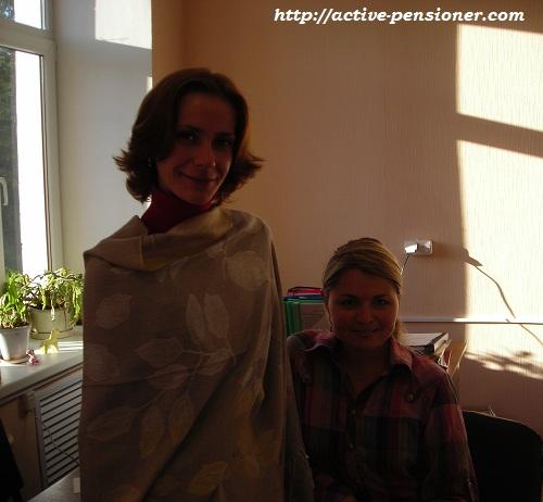 Домбек Светлана Олеговна (к.п.н.)  и Шлат Наталья Юрьевна (к.п.н.)