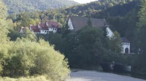 Уютный уголок в Австрийских Альпах