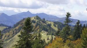 Туристская тропа в Австрийских Альпах