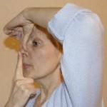 Упражнение для носа