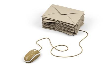 """Один клик """"мыши"""",  и письма....отправляются"""