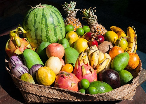 ФРУКТОВАЯ КОРЗИНА (Fruit basket)