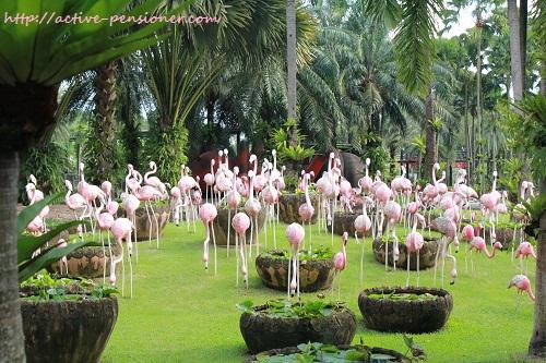Парк Нонг Нуч. Паттая. (Nong Nooch. Pattaya.)