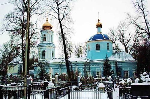 Арское кладбище в Казани
