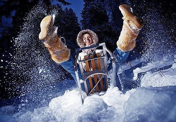 Зимний адреналин!