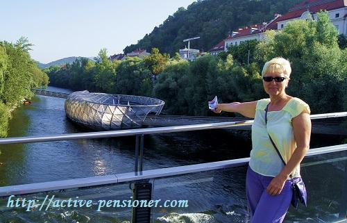 Мур-инзель - остров-мост