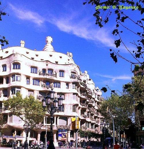 Дом Мила (Барселона)