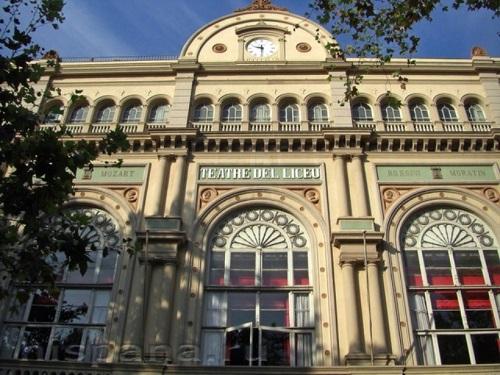 Театр Лусеу (Барселона)