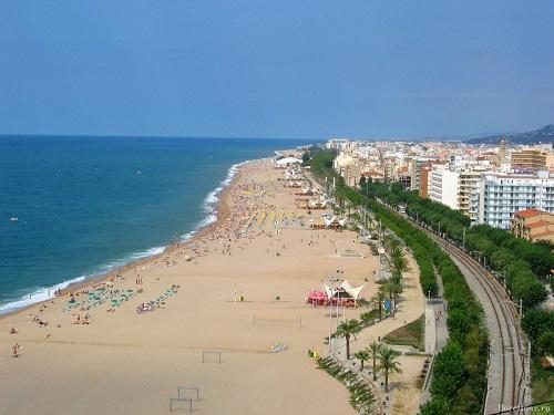 Пляжи Калельи